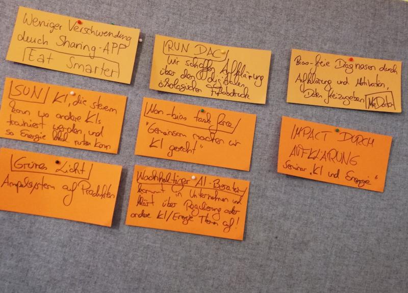 Ideen der Workshopteilnehmer_innen
